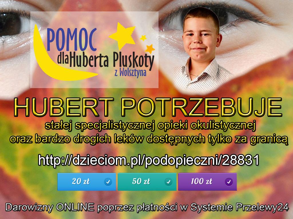 Pomoc dla Huberta